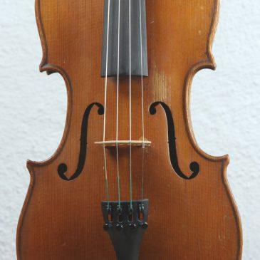'Conservatory' violin