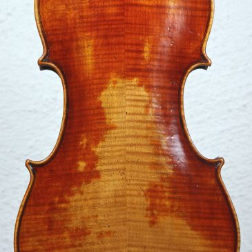Jay Haide violin Guarneri-modell
