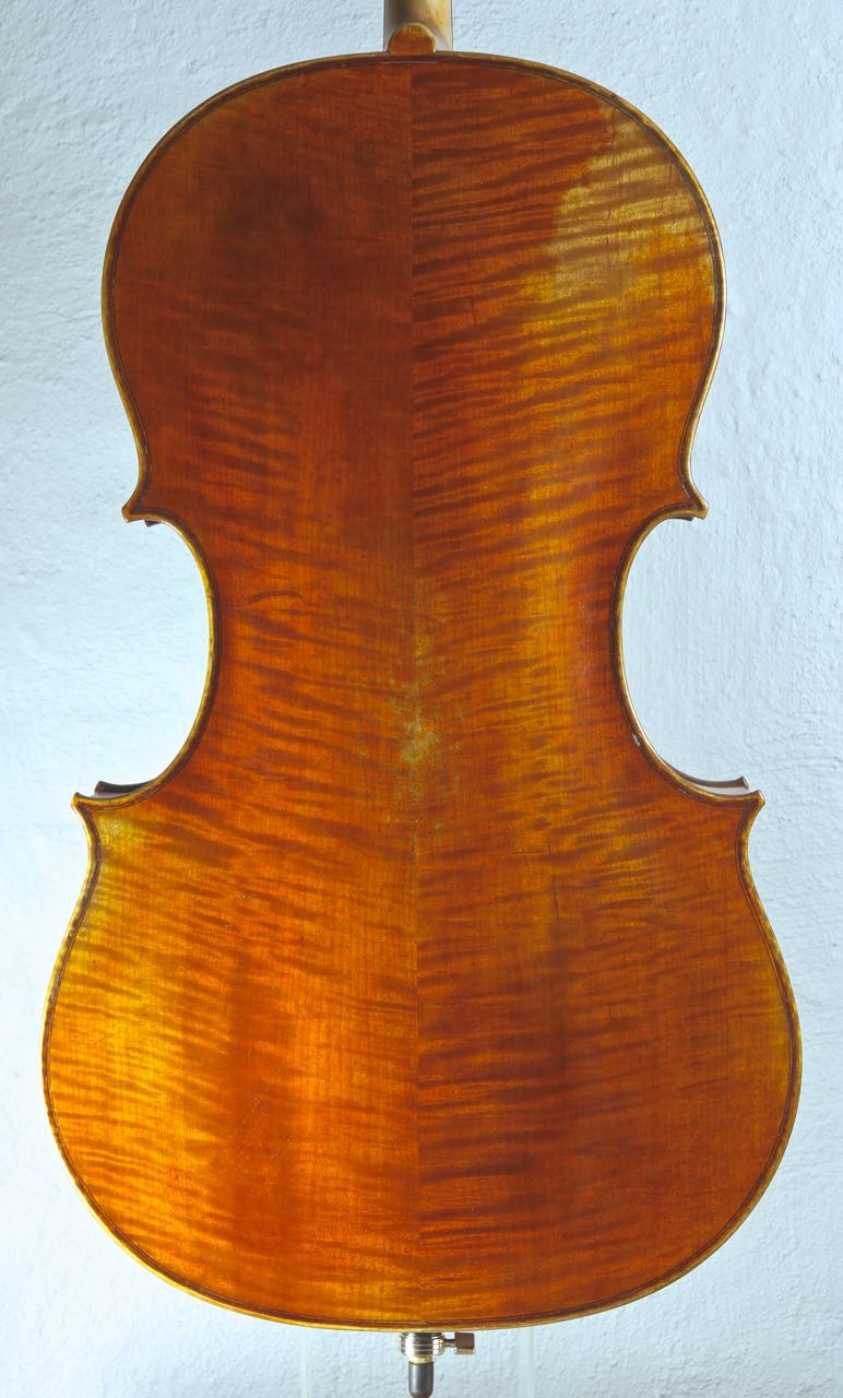 Haide Ruggi cello 1
