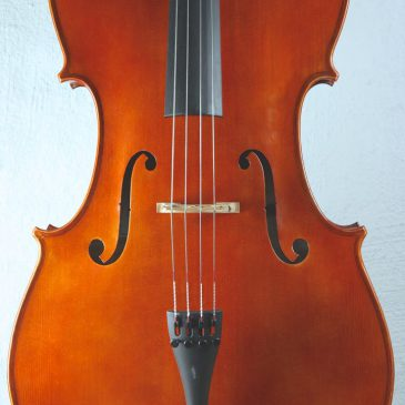 Jay Haide cello Stradivarius-modell