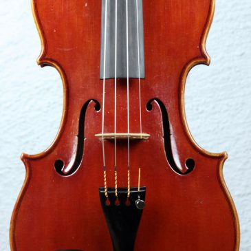 Pollastri violin