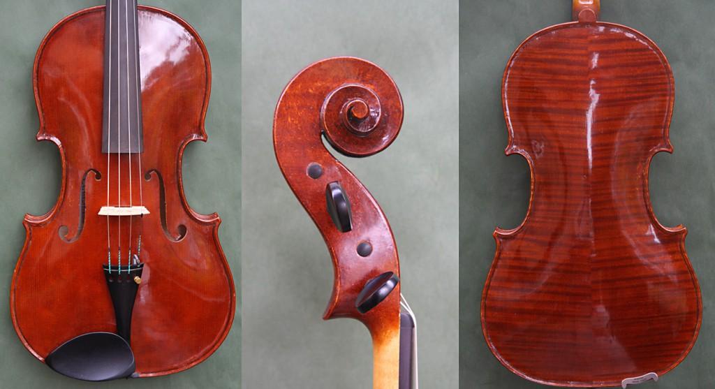 Viola byggd av Backa Mikael 2010
